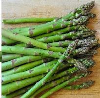 Spears of Asparagus