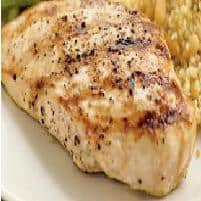 Grilled Chicken Breast with light mayo