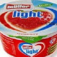 Muller Light Yoghurt
