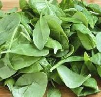 Spinach with Evoo