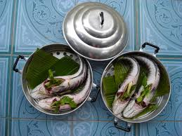 Thai Style Steamed Fish