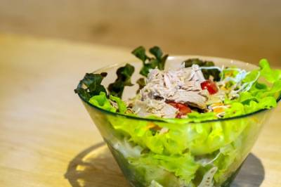Low Calorie Tuna Salad