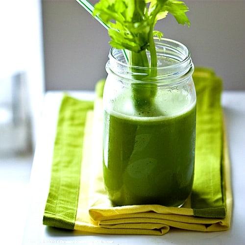Green zinger Juice 5:2 fasting diet drink