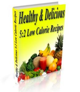 Healthy & Delicious 5.2 Diet Low Calorie Recipes Book
