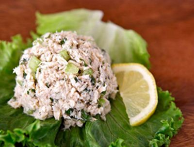 5:2 Diet Lunch Recipe – Tuna and Egg Salad