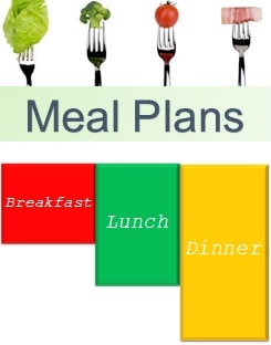 diet plans for the 5:2 diet