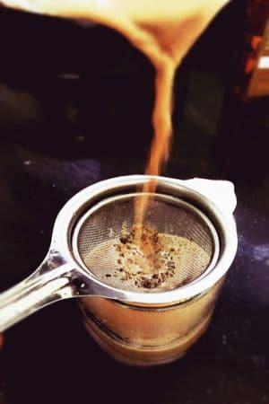 Chai Tea Latte Drink