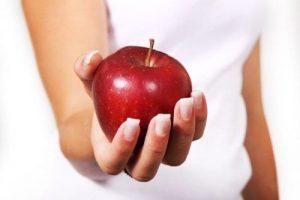 apple diet motivation healthy food